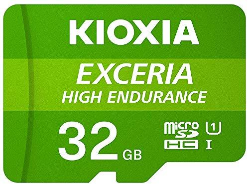 Kioxia Exceria - Tarjeta SD microSD (32 GB)