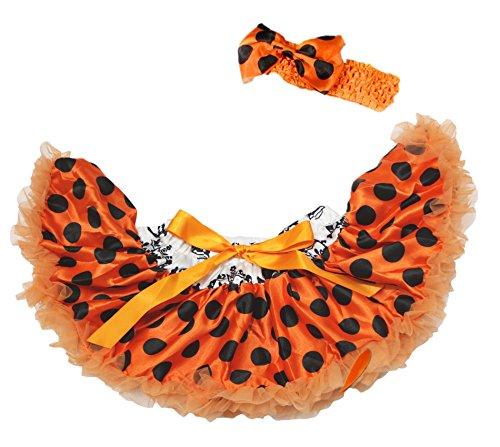 Petitebelle - Jupe - Bébé (fille) 0 à 24 mois orange Orange One Size - orange - One Size