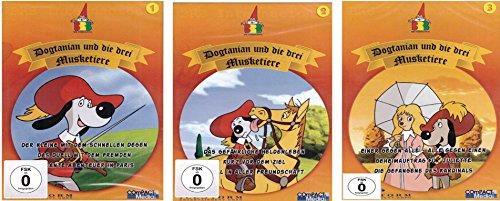 Teil 1-3 (3 DVDs)