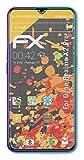 atFolix Panzerfolie kompatibel mit Oppo Realme X2 Pro Schutzfolie, entspiegelnde & stoßdämpfende FX Folie (3X)