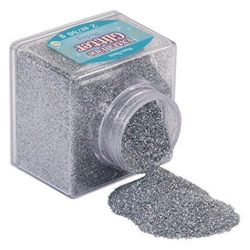 Sulyn Silver Extra Fine Glitter Stacker Jar |
