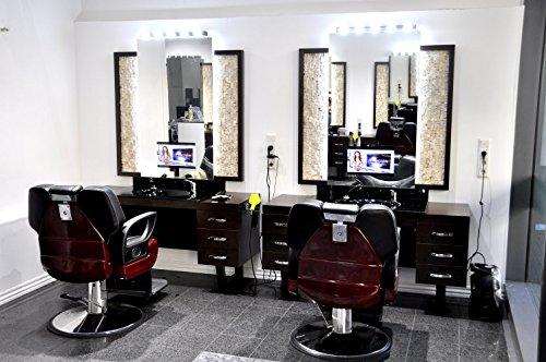 Spiegel mit TV und Internet Funktion fürs Salon + Badezimmer + Wohnraum LED