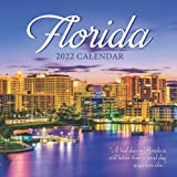 Florida Calendar 2022: Gifts for Friends and Family with 12-month Monthly Calendar in 8.5x8.5 inch