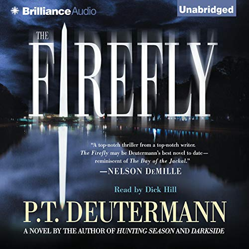 The Firefly Audiobook By P. T. Deutermann cover art