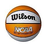 Wilson Killer Crossover Basketball, Orange/White, Intermediate - 28.5'