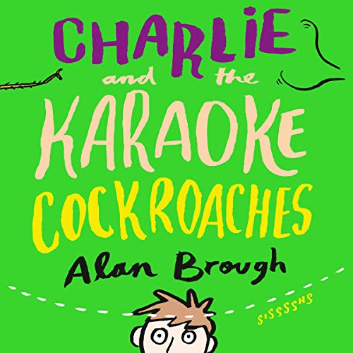 Charlie and the Karaoke Cockroaches cover art