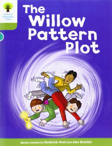 Oxford Reading Tree: Level 7: Stories: The Willow Pattern Plotの詳細を見る