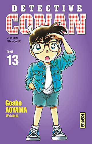 Détective Conan - Tome 13
