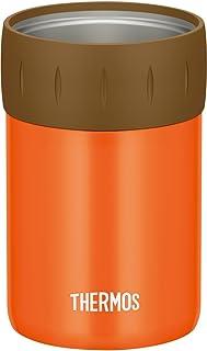 サーモス 保冷缶ホルダー 350ml缶用 オレンジ JCB-352 OR