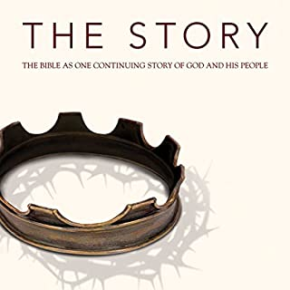 The Story Audio Bible - New International Version, NIV: The Bible as One Continuing Story of God and His People cover art