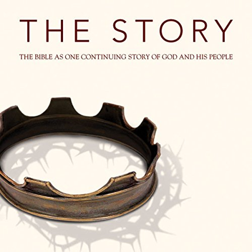 The Story, NIV: The Bible as One Continuing Story of God and His People cover art