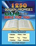 1250 Golden Promises of God for you in the Bible - Pst Olusegun Festus Remilekun