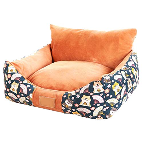 Beaae-net hondenbed in de wasmachine afneembaar is een standaard van Medie en grote afmetingen, geschikt voor honden