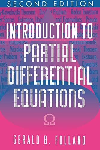 Introduction to Partial Differential Equations: Second Edition (Mathematical Notes Book 17) (English Edition)