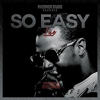 So Easy (Live At Phospor Studio)