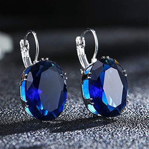 FullRose Earrings Damen - Platin