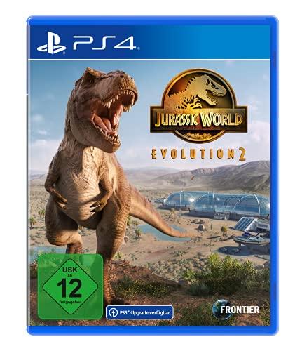 Jurassic World Evolution 2 - [PlayStation 4]