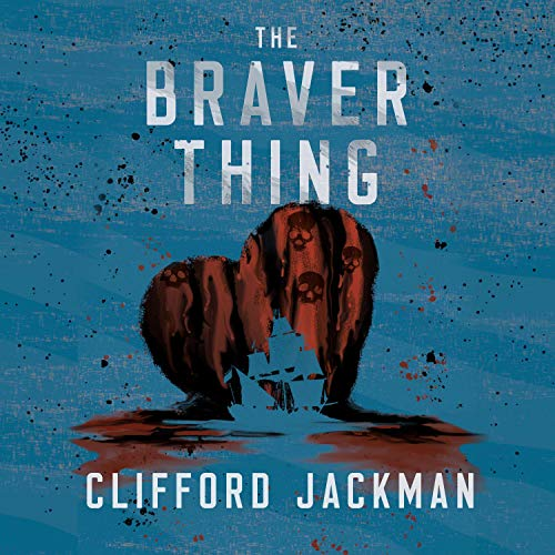 The Braver Thing audiobook cover art