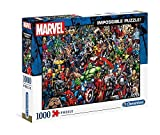 Clementoni Puzzle 1000 Piezas Marvel 80 Years, Multicolor (39411.1)