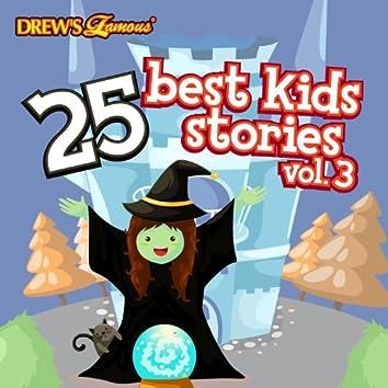 25 Best Kids Stories, Vol. 3