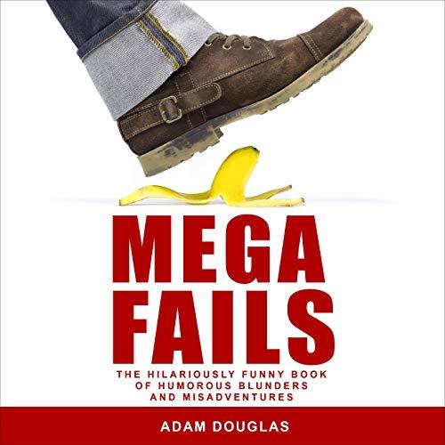 Mega Fails cover art