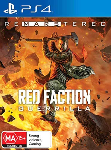 Red Faction Guerrilla - ReMarsTered - PlayStation 4