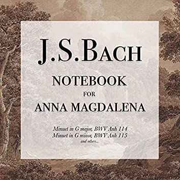 J.S. Bach - Notebook for Anna Magdalena