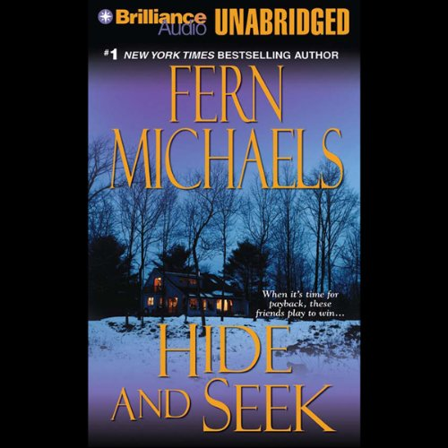 Hide and Seek audiobook cover art
