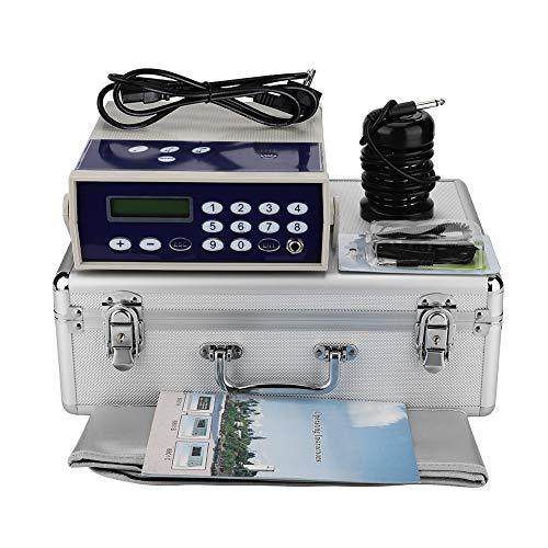 Ion Detox Fußbad Body Detox Maschine Ion Array Fußbad Spa Reinigen Sie den ionischen Taillengürtel Entgiftung(EU110-220V)