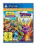 Spyro Reignited Trilogy + Crash Team Racing Nitro Fueled Bundle - PlayStation 4 [Edizione: Germania]