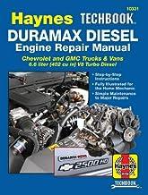 Duramax Diesel Engine (2001-2019): 2001 Thru 2019 Chevrolet and GMC Trucks & Vans 6.6 Liter (402 Cu In) V8 Turbo Diesel