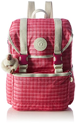 Kipling Experience S, Damen Rucksack, Pink (Picnic Pink), 26x32x16 cm (W x H x L)