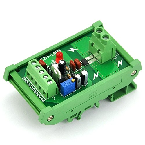 Electronics-Salon DIN-Schienen +/-5amp AC/DC Current Sensor-Modul, basierend auf ACS712