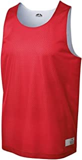 Joe's USA Mens or Youth All Sport Moisture Wicking Reversible Tank Tops Youth XS-Adult 4XL