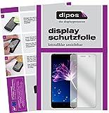 dipos I 2X Schutzfolie klar kompatibel mit Doogee X10 Folie Bildschirmschutzfolie