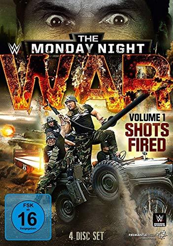 WWE - The Monday Night War Vol. 1 - Shots Fired [4 DVDs]