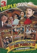 EL ANIMA DE SAYULA/EL CHIVO/LOS GEMELOS ALBOROTADOS:3 LAS LEYENDAS COMICAS DEL PUEBLO