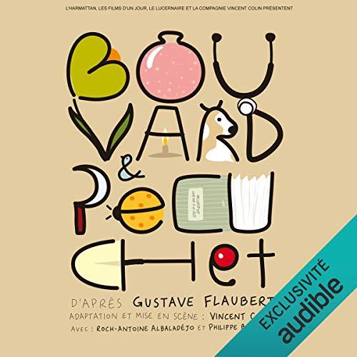 Bouvard et Pécuchet cover art