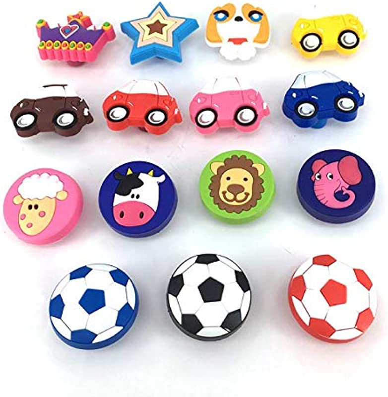 Jacana Boutique Kids Drawer Cabinet Pull Handle Cupboard Wardrobe Door Knob Cartoon Knob Children Cartoon Furniture Knob