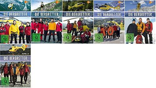 Die Bergretter Staffel 7-12 (7+8+9+10+11+12, 7 bis 12) [DVD Set]