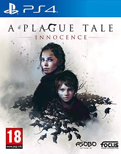A Plague Tale: Innocence (PS4) - [AT-PEGI]