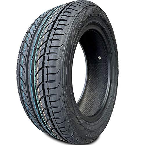 Set of 2 (TWO) Premiorri Solazo Summer Performance Radial Tires-185/60R15 185/60/15 185/60-15 84H Load Range SL 4-Ply BSW Black Side Wall