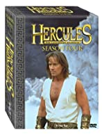 Hercules: Legendary Journeys - Season 4 [DVD]