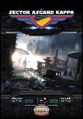 Sector Asgard Kappa for Savage Worlds