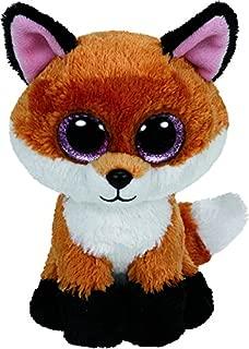 Ty Beanie Boos Slick The Brown Fox Medium