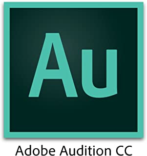 Adobe Audition CC   1 Year Subscription (Download)