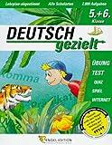 Deutsch gezielt 5.+ 6. Klasse - Astrid Bonenberger