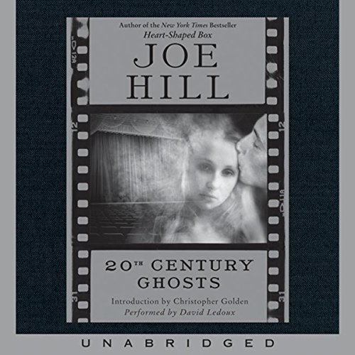 20th Century Ghosts audiobook cover art