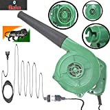 ELMICO Air Blower Machine Heavy Duty 100% Copper continuously 20 min use/PC Cleaner/Dust