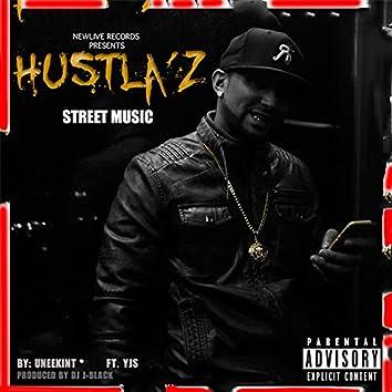 Hustla'z (street) [feat. YJS]